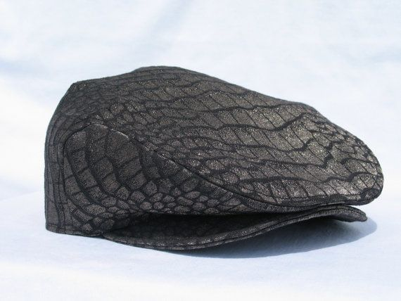 Game Bute Kids Dark Tweed Flat Cap