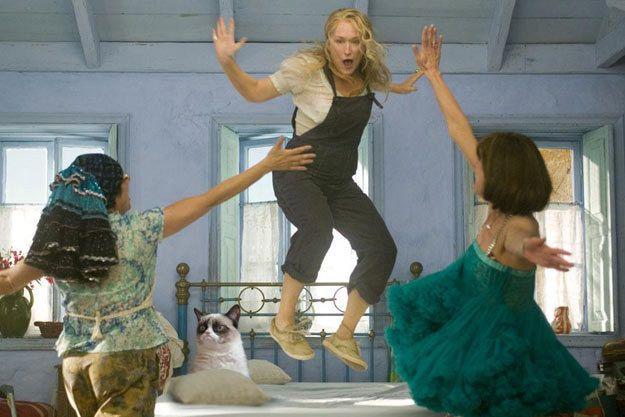 Mamma Mia! (2008) #mommamia