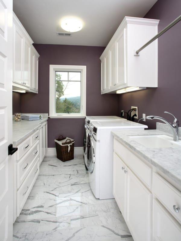 Photo of 51 Wunderbar clevere Gestaltungsideen für Waschküchen