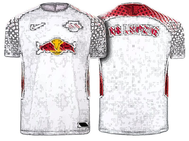 Rb Leipzig Jersey Shirt For Cheap Home Kit Soccer Jersey Jersey Shirt Bundesliga Germany