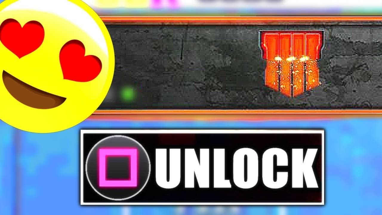 Secret Bo4 Loot In Game New Black Ops 4 Calling Card Bo4 Hype Black Ops Black Ops 4 Calling Cards