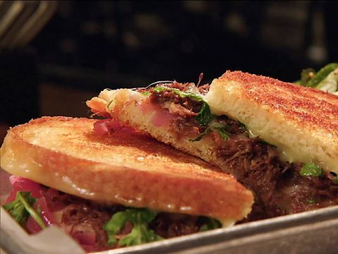 Joan's on Third in Los Angeles : Katie Lee loves this grown-up version of the grilled cheese sandwich in CA.