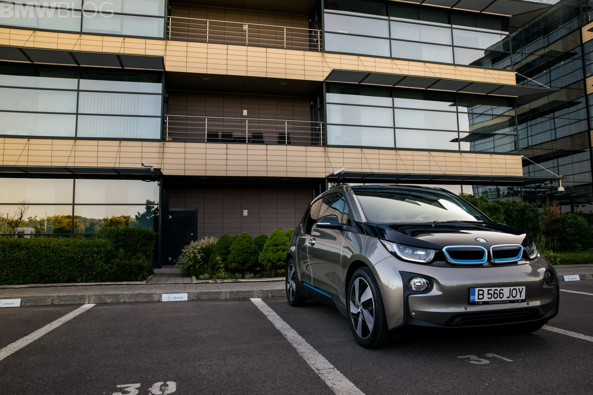Can you really lease a BMW i3 for 54 per month? Bmw i3