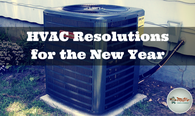 Hvac Resolutions For The New Year Plumbing Make More Money