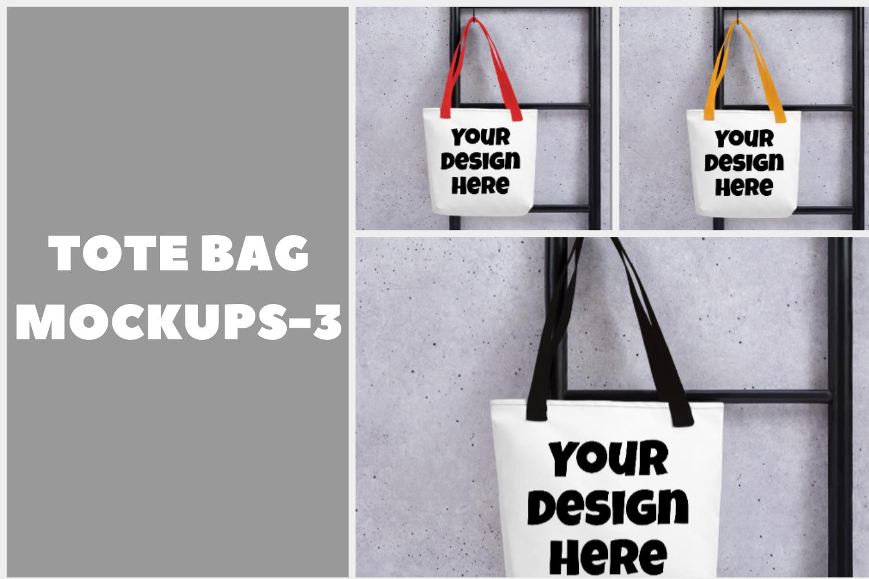 Download Tote Bag Mockups 3 3000x3000px 194117 Mockups Design Bundles Bag Mockup Design Mockup Free Free Packaging Mockup