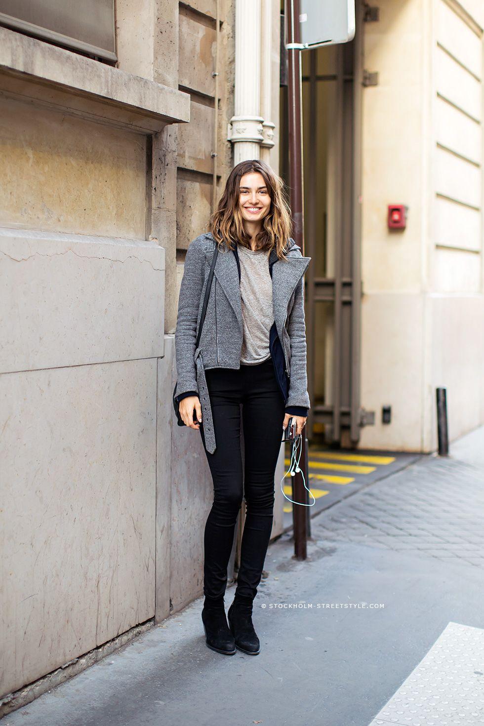 Carolines Mode | StockholmStreetStyle | Andreea Diaconu