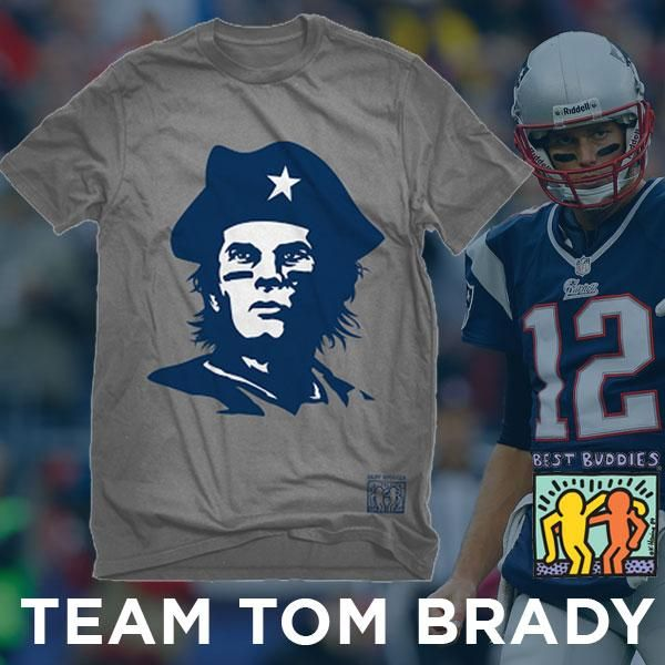 Support Best Buddies with the official Team Tom Brady shirt! http   www ffc95ac19