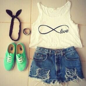 Amazing outfit!