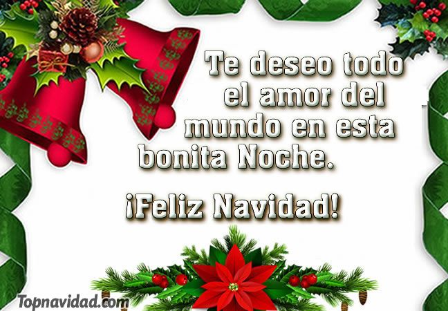 Frasesamor Feliz Navidad Amor Frases Cortas