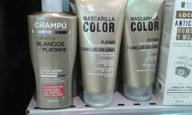 Champu Para Cabellos Blancos Y Platinos Shampoo Para Cabello