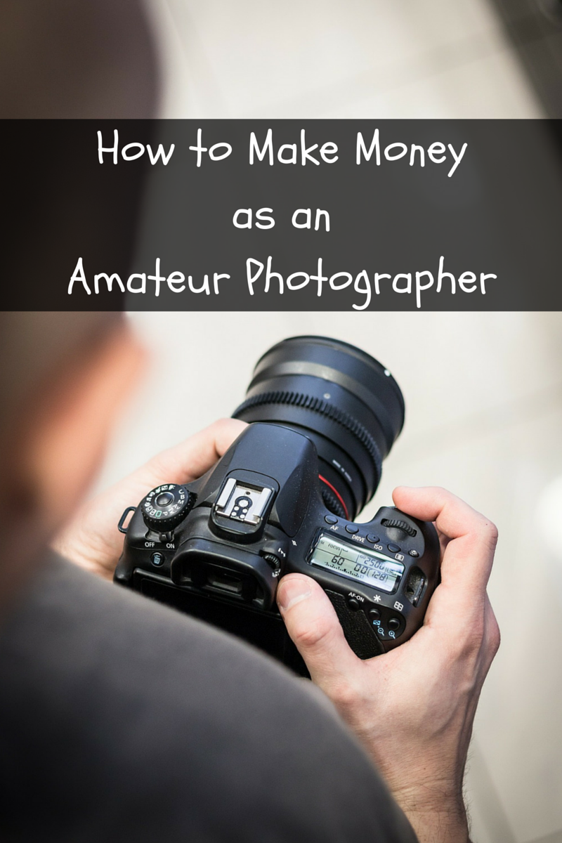 How to Make Money as an Amateur Photographer - DINKS Finance | DINKS Finance