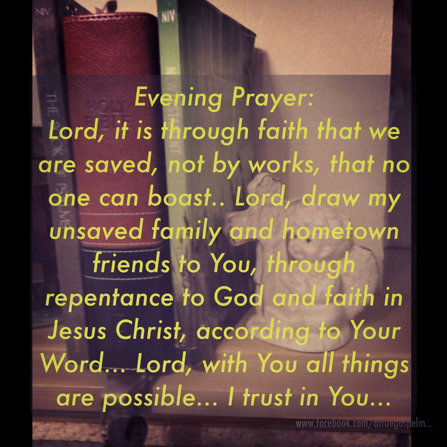 Evening prayer lord draw my unsaved family hometown friends to evening prayer lord draw my unsaved family hometown friends to you thecheapjerseys Images