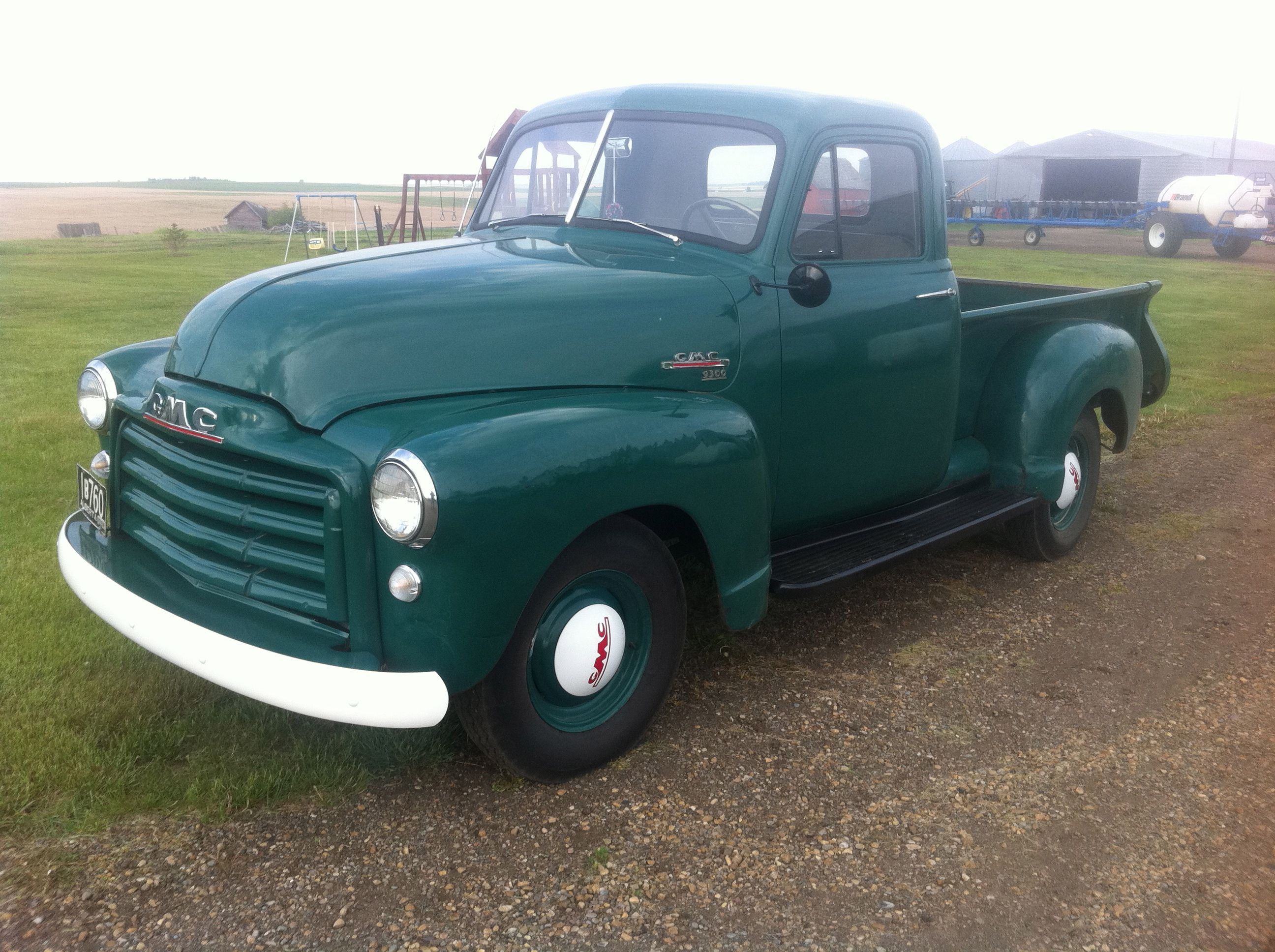 Baby Truck My Baby 3953 Gmc Classic Farm Truck Purchased New By