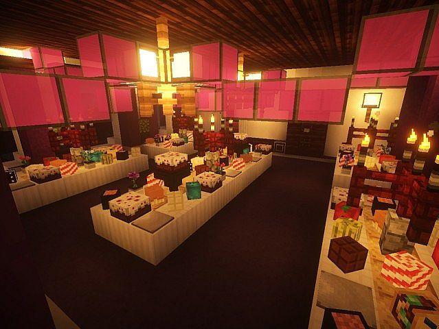Inside Huge Houses snows mansion minecraft building ideas house huge amazing inside 8