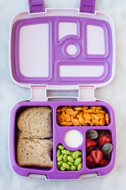 The Bentgo Kids Lunch Box Makes a Varied Lunch Easy (& Leakproof)