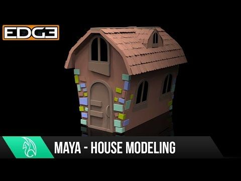 Maya model house