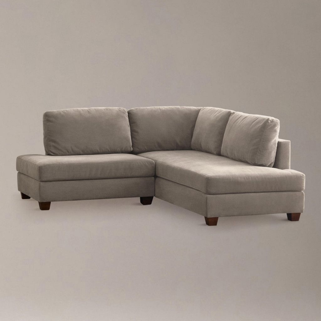 Small Armless Sectional Sofas Sectional Sofa With Chaise Small