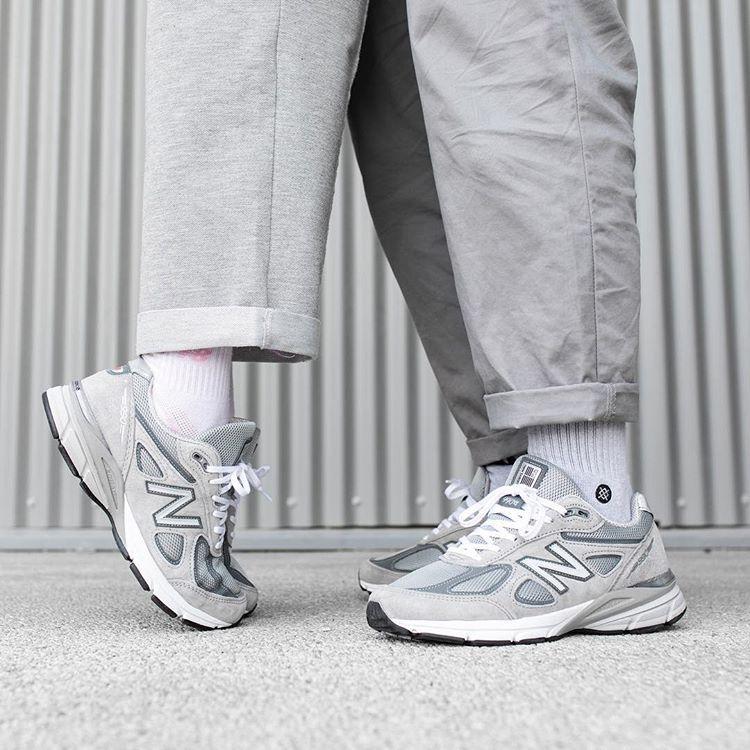 New Balance 990 | Styles de mode pour hommes, Chaussure ...