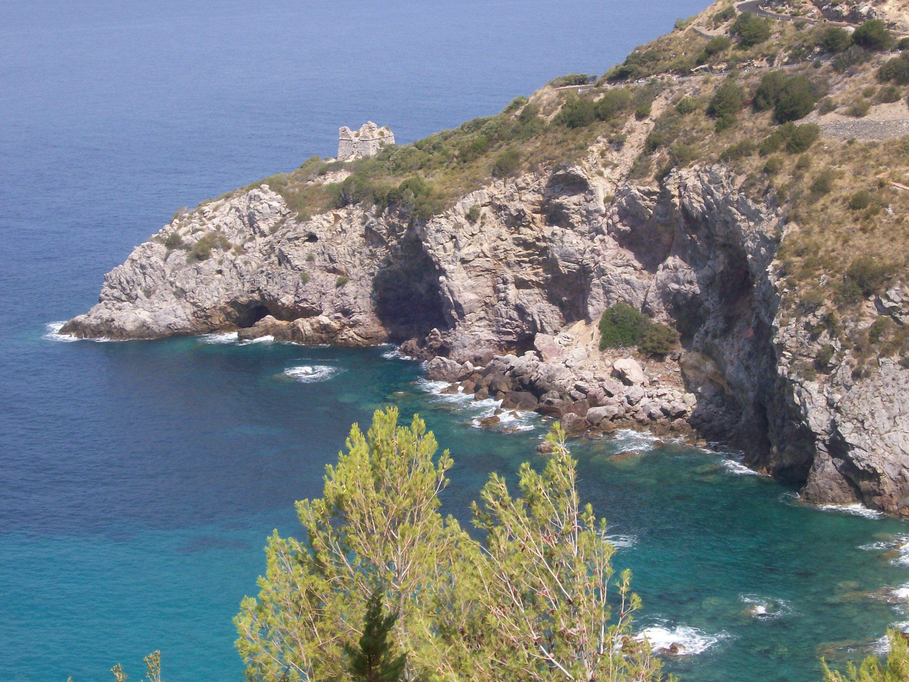 Argentario shore-Tuscany