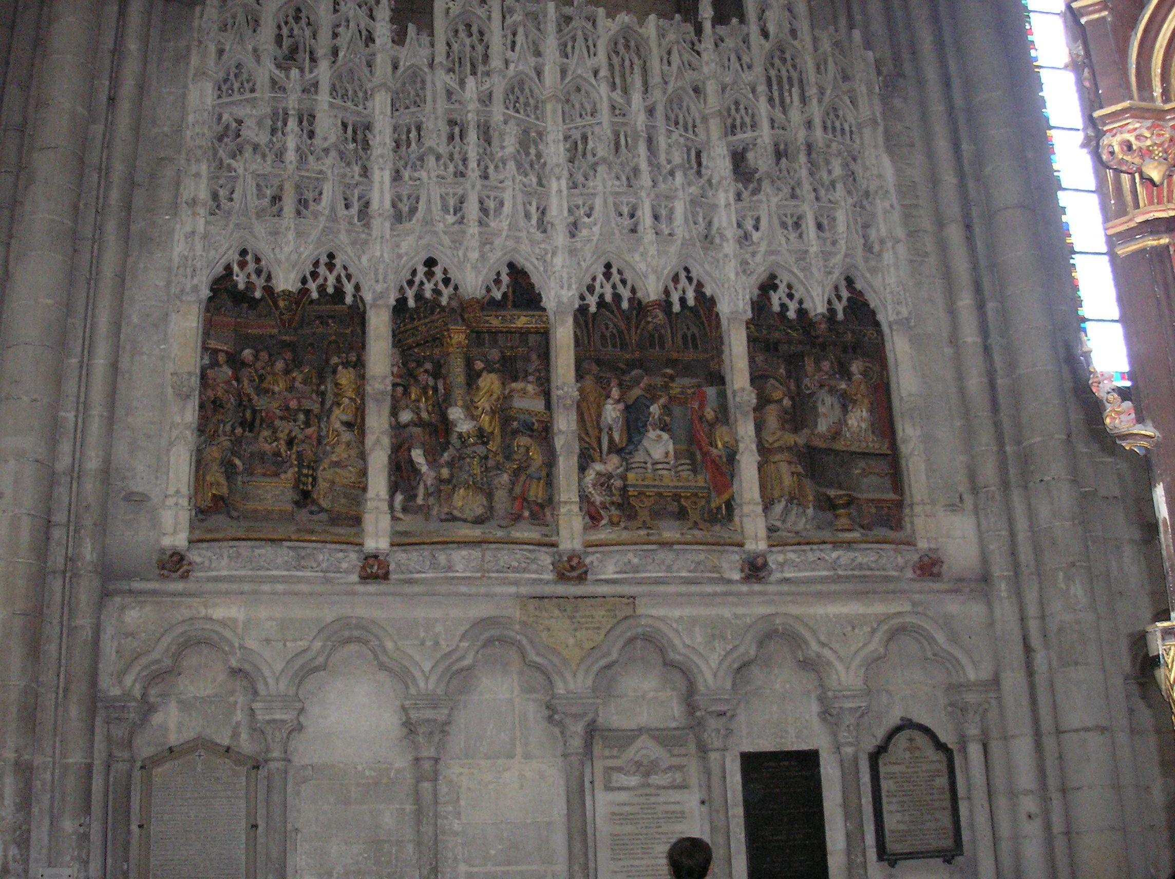 La Cathedrale D Amiens Au Cœur De La Picardie Est L Une Des Plus