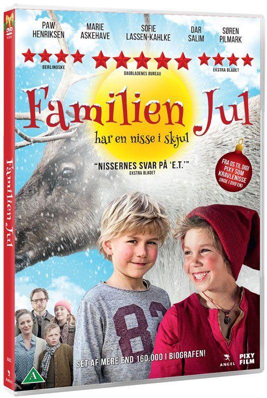 familien jul dvd