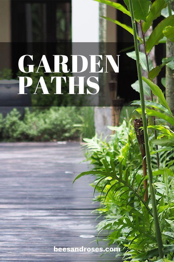 Photo of Take A Stroll Down These Garden Paths,  #amazinggardenideasbackyards #Garden #Paths #Stroll
