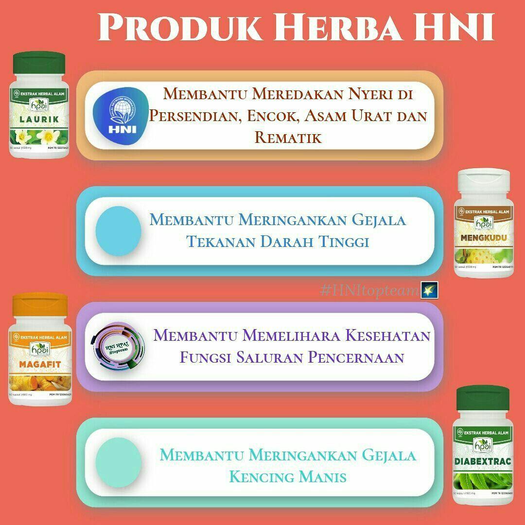 Produk Herba Hni Hpai Herba Herbal Perasaan