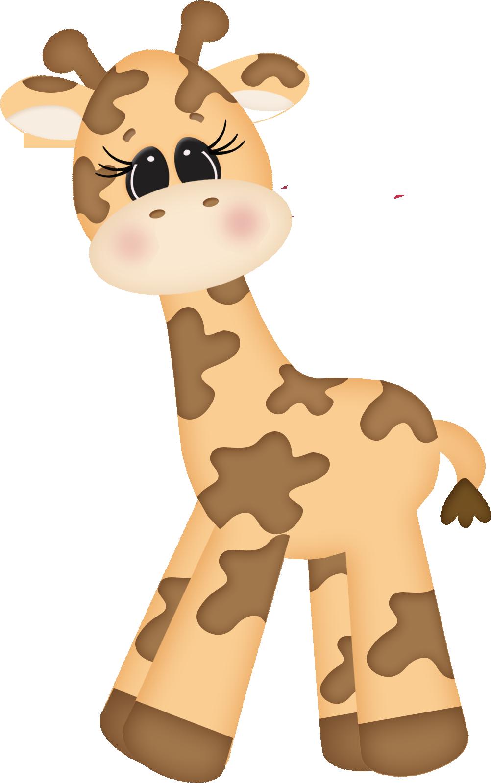 Floresta E Safari 3 Giraffe Png Minus Animal Clipart Animated Animals Baby Quilts