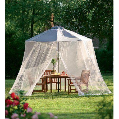 Buy Umbrella Mosquito Net In White At Walmart.com