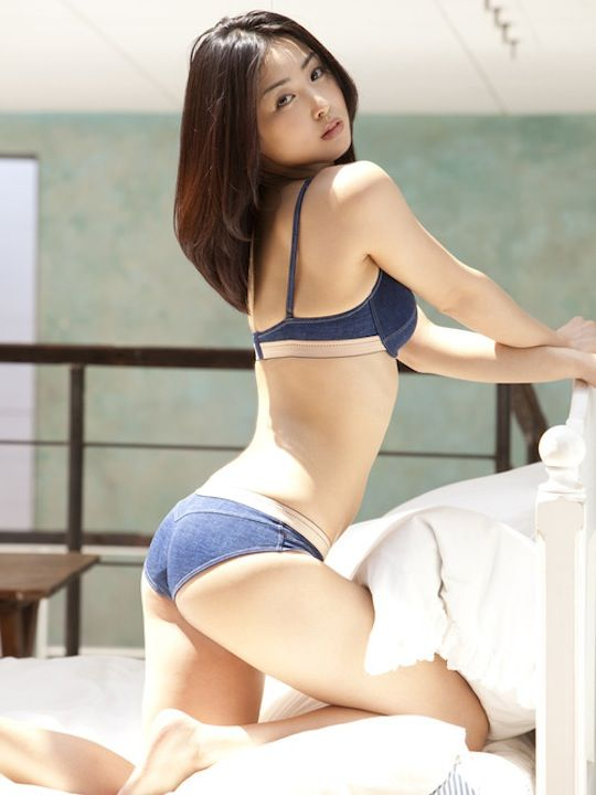 Hottest Butt Asian