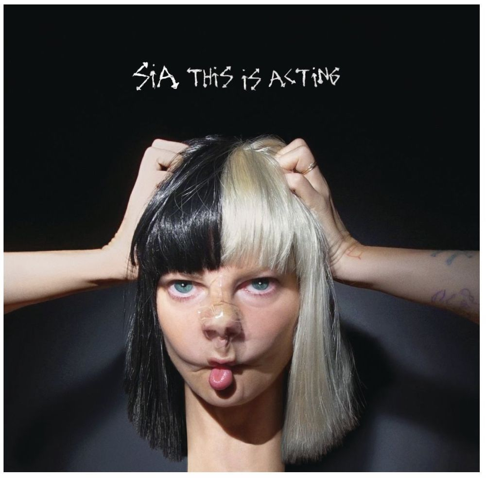 """""""This Is Acting,"""" by #Australian singer-songwriter #Sia, is mainly an electropop album with soul influences. The album is composed of songs written by #Sia which were rejected by other artists, such as #Adele, #Rihanna, and Katy Perry. """" #Alive"""" was the album's lead single, and the second single was """"Cheap Thrills."""" #ThisIsActing #CD #CheapThrills"""