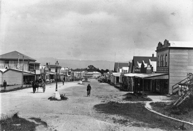 Seddon Street, Waihi