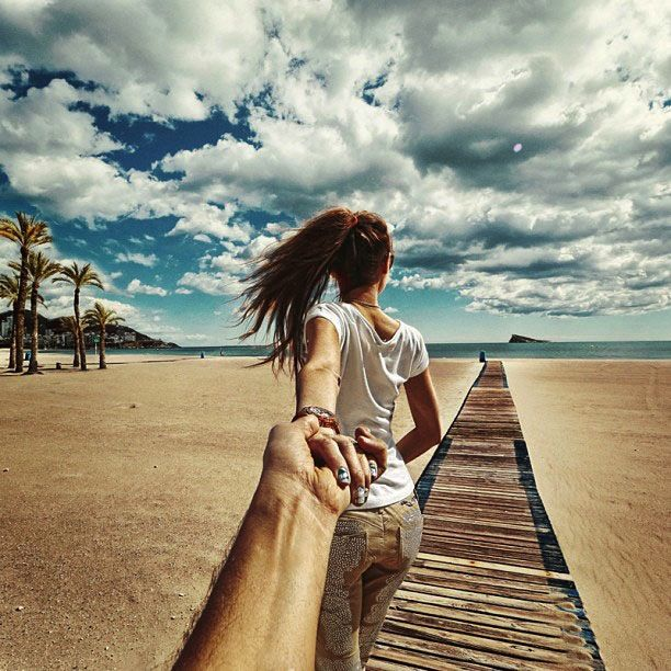 Image result for girlfriend traveling world instagram holding hands