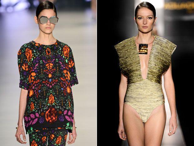 Osklen & Agua de CoCo  ELLE Brazil Fashion Week.
