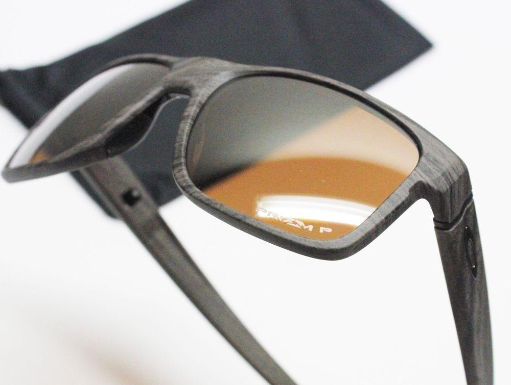 9679ed48bcd NEW Oakley Sunglasses Crossrange Woodgrain Prizm Tungsten Polarized  OO9361-2757  fashion  clothing  shoes  accessories  mensaccessories ...