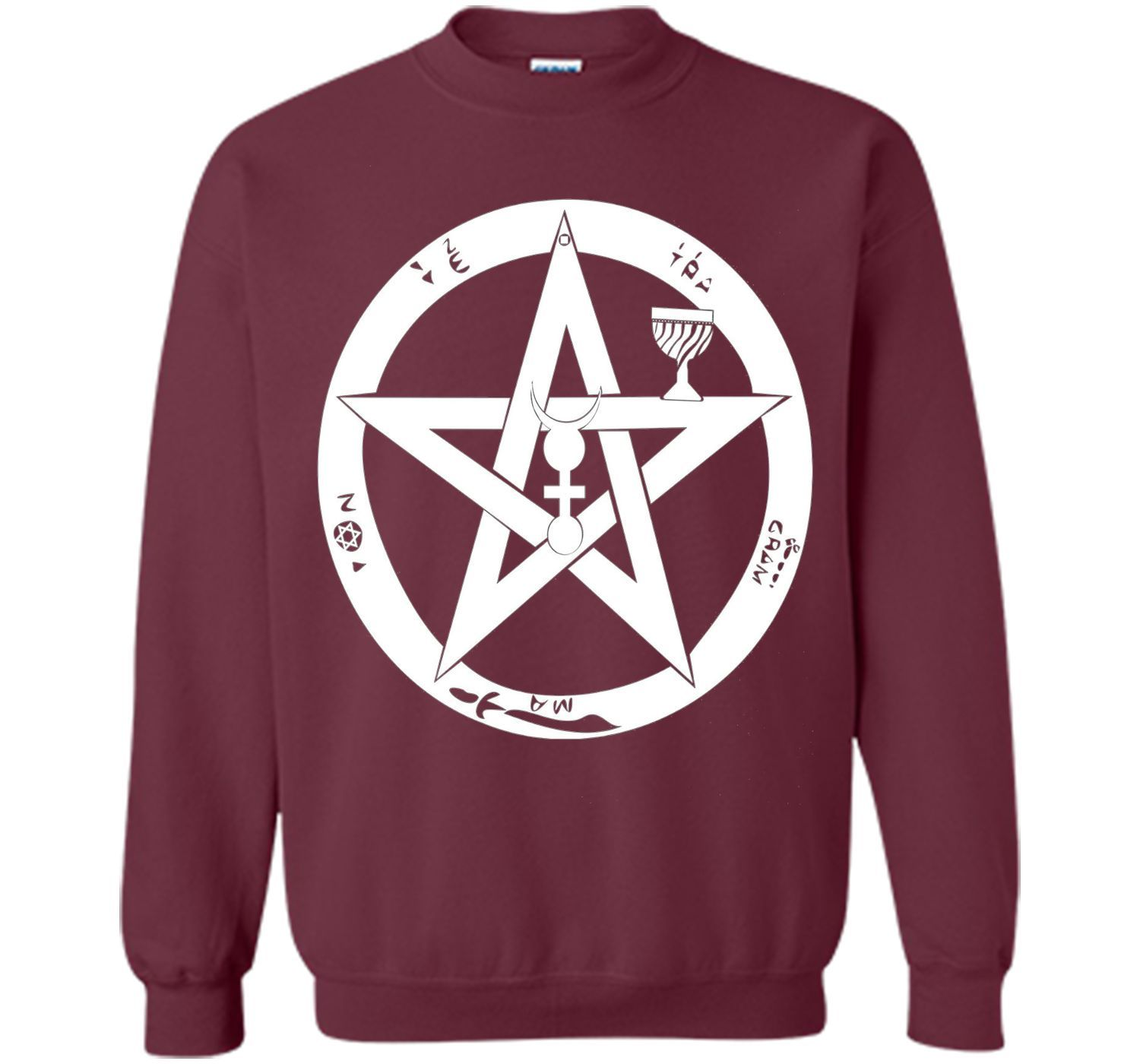 Wicca protection symbol t shirt wiccan pentagram pagan tee wicca protection symbol t shirt wiccan pentagram pagan tee buycottarizona Choice Image