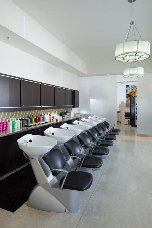 Pin By May Yahuma On Vihiga Salon Salon Design Hair Salon Interior Salon Shampoo