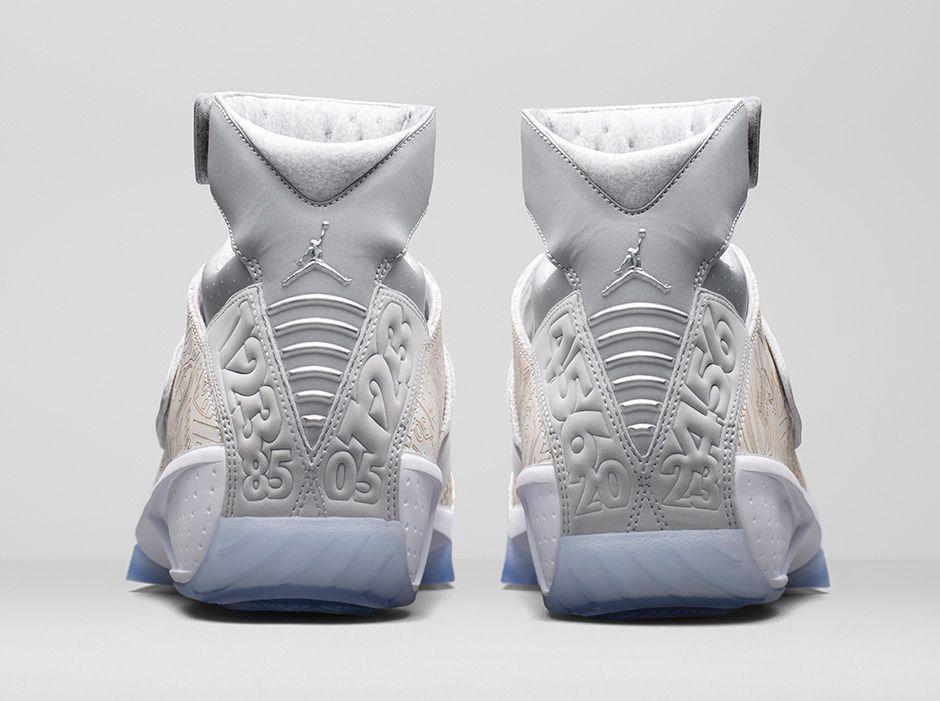 Nike Air Jordan 20 Laser White | Basketball | Air jordans