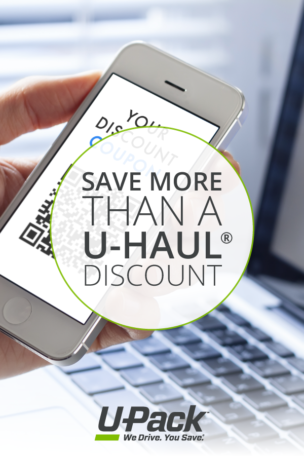 Saving More Than A U Haul Discount Haul Moving Costs Save