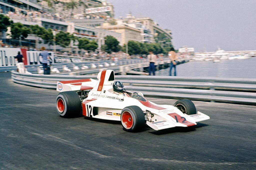 1973 gp monaco graham hill shadow dn1 ford motors pinterest formule voitures et corse. Black Bedroom Furniture Sets. Home Design Ideas