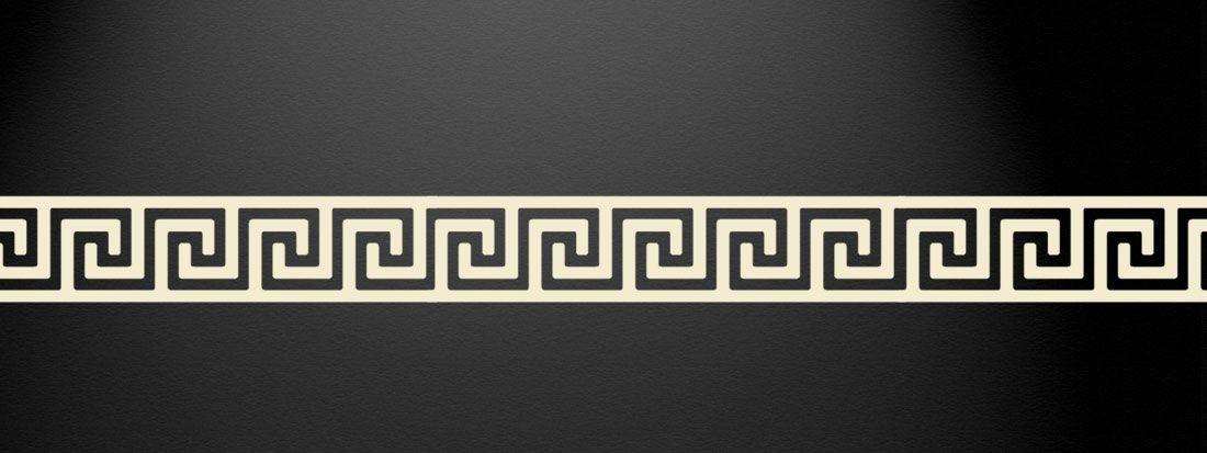 Pin By George Paliatsas On Decor Greek Key Stencils