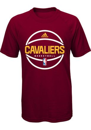 Cleveland Cavaliers Kids Red Ultimate T-Shirt