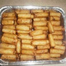 Filipino Lumpia Recipe Yummly Recipe Food Recipes Lumpia Recipe