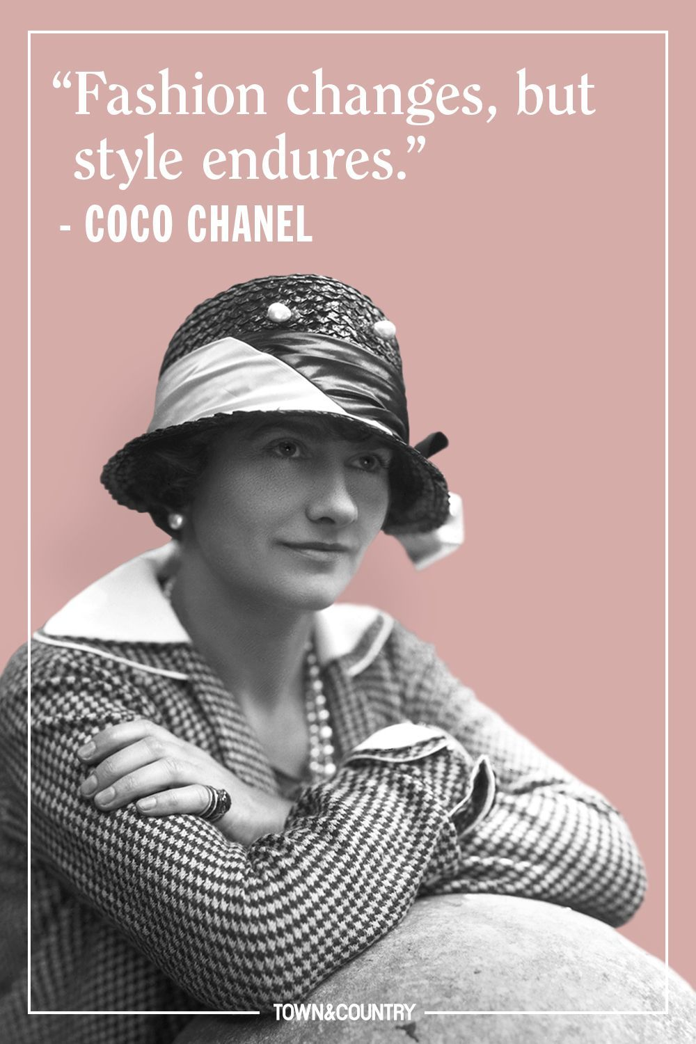 25 Coco Chanel Quotes Every Woman Should Live By Chanel