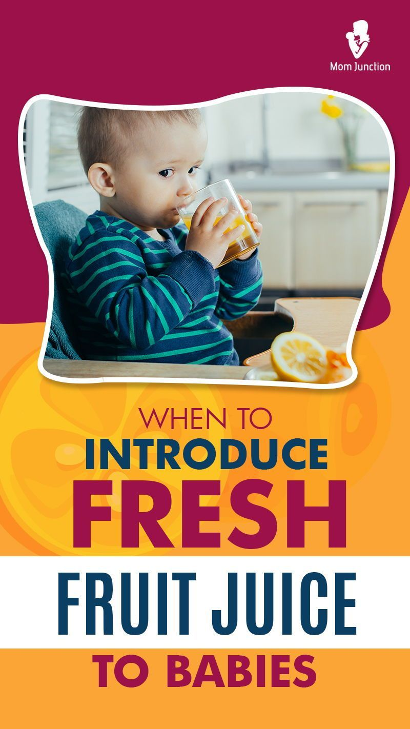 When Can Babies Have Juice : babies, juice, Introduce, Fresh, Fruit, Juice, Babies, Fruits, Kids,, Juice,, Health