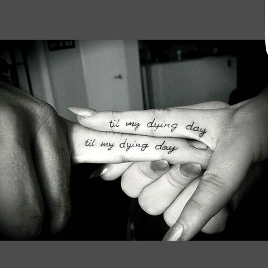Love Tattoos For Couples Quotes Pinmakayla Magnuson On Permanent Pokings  Pinterest