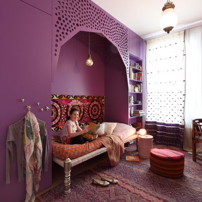 Reading alcove (with instructions in french)   Bedroom dreams ...