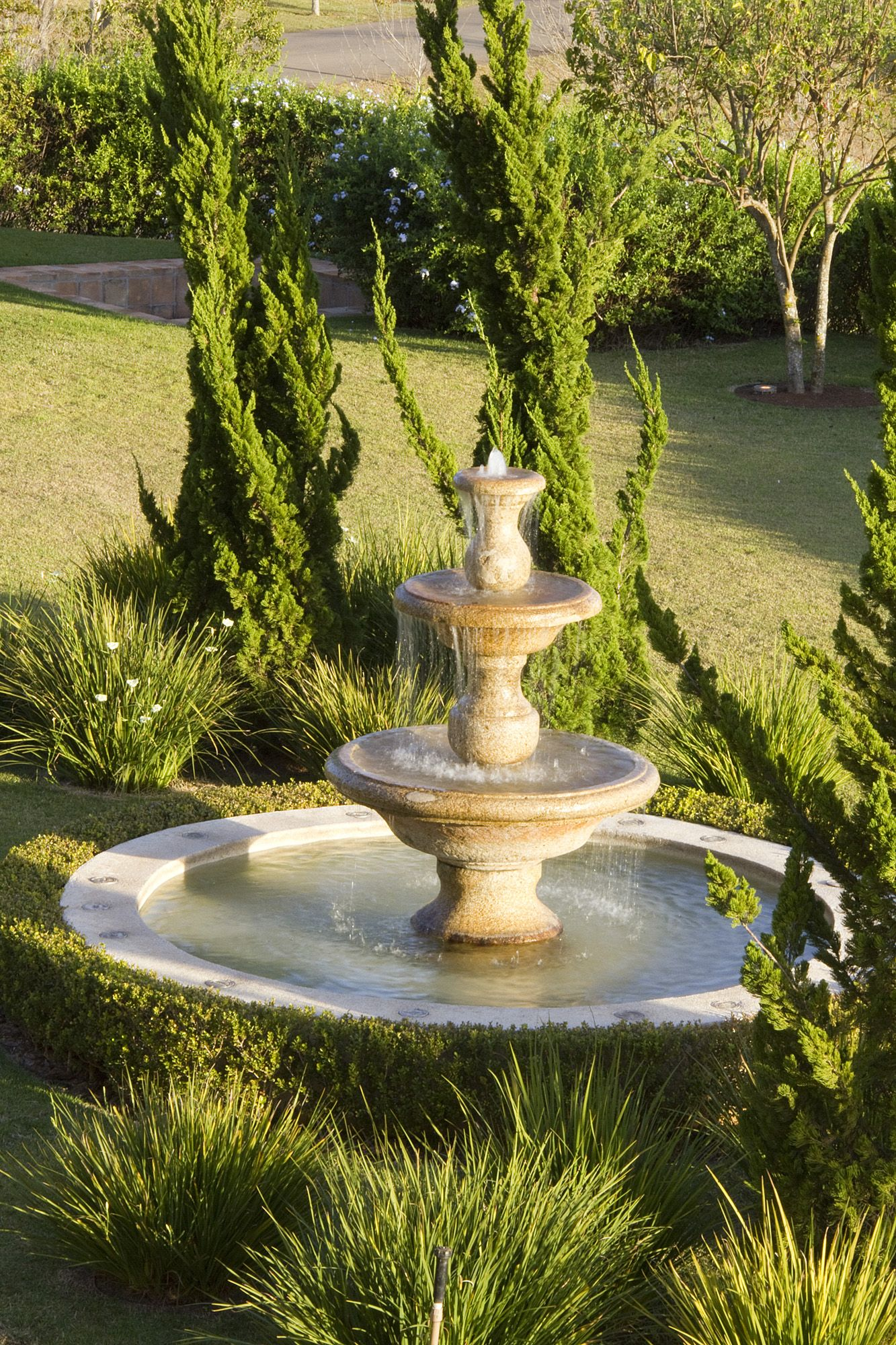fountain - bigger and flower shaped | Teahouse Ideas | Pinterest ...