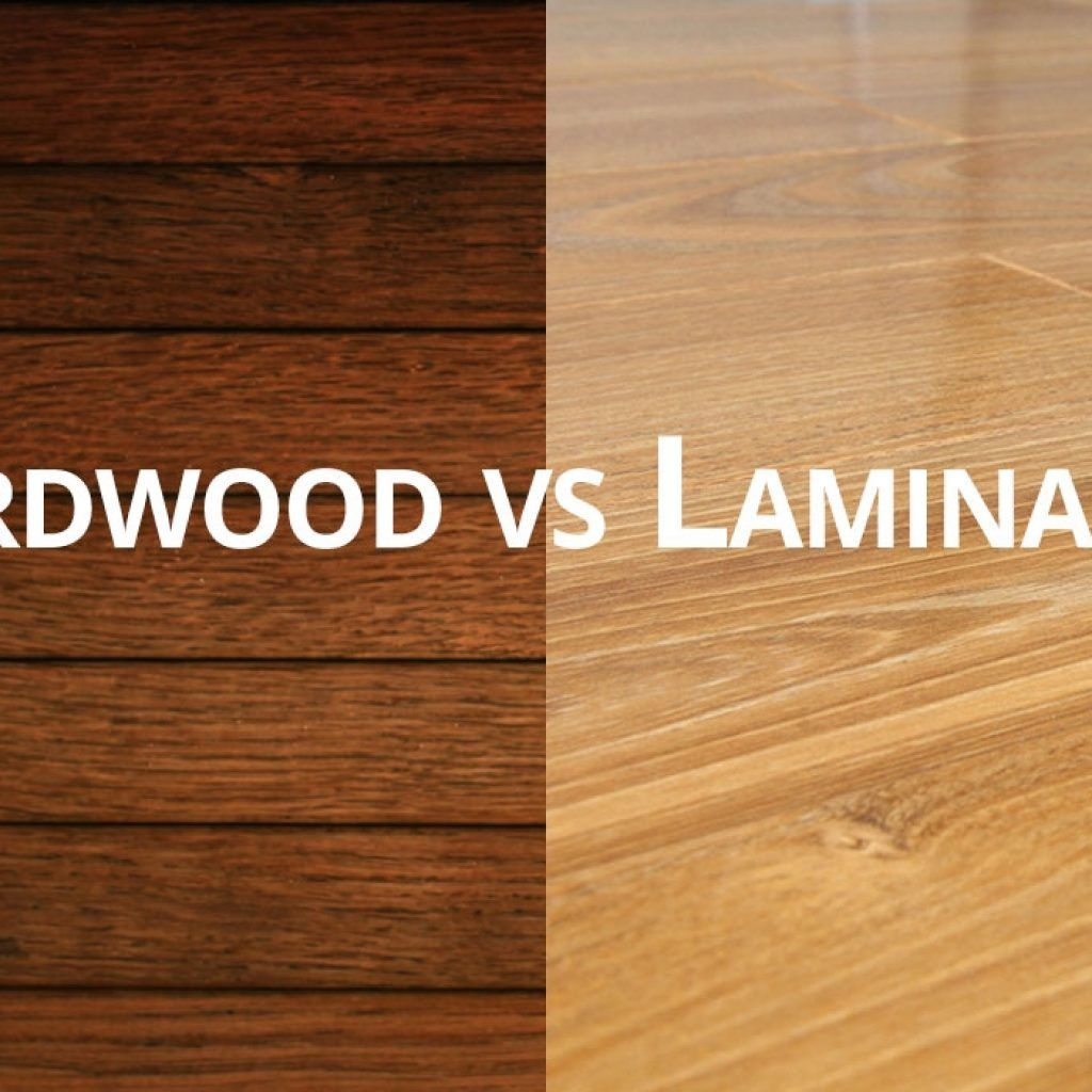 Awesome Hardwood Floor Vs Laminate Homesfeed Best Free Home Design Idea Inspiration