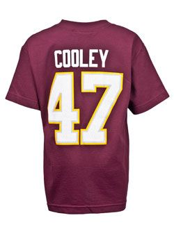 059fc7f64 Now s the best time to get your very own Washington Redskins Chris Cooley  Tee!
